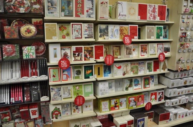 Hallmark sell 1.5 billion Christmas cards each year. The next closest Hallmark holiday is valentines day with a mere 144 million card Sales