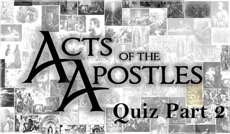 Acts Of the Apostles - Bible Study - YouTube