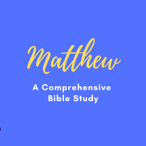Our Women's Group Discussion on Matthew